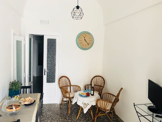 Ninozza house, centro storico Wi-Fi +card piscina