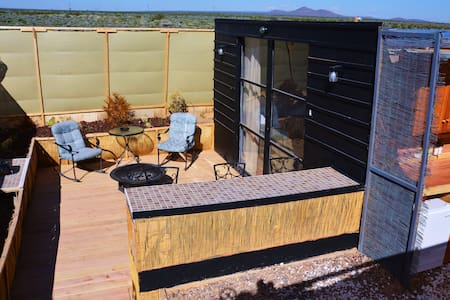 Open Air • OffGrid • Desert Retreat - Adelanto - Ház