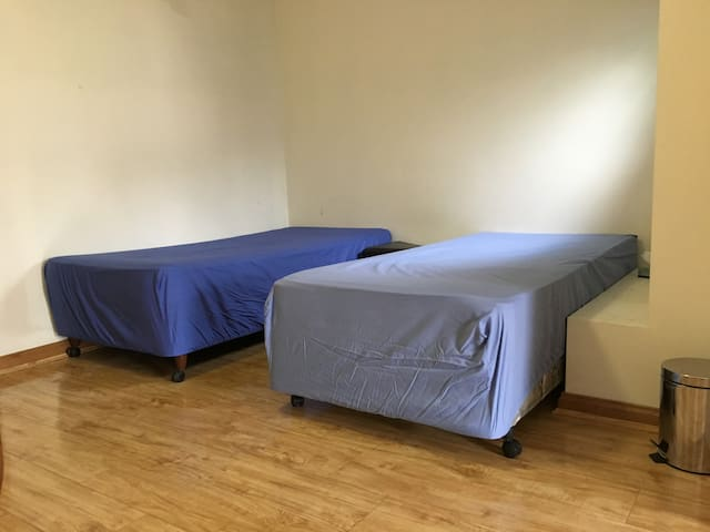 Single bed in shared large room - Parramatta