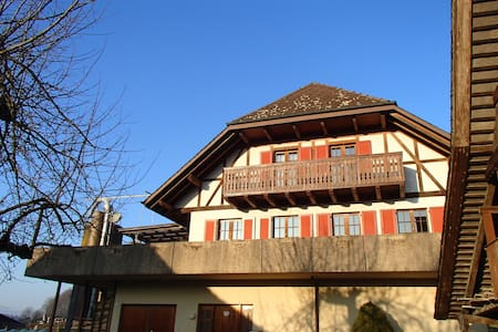 Casa viajeros - Riedtwil
