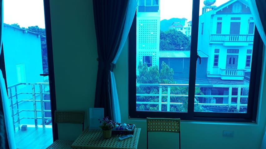 Tam Coc - 2 bedrooms with balcony and breakfast