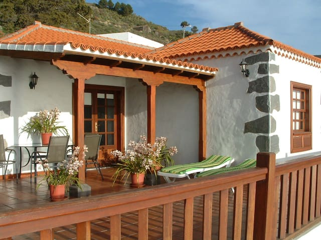 Casa los Viñedos, Fuencaliente - Los Quemados - Rumah