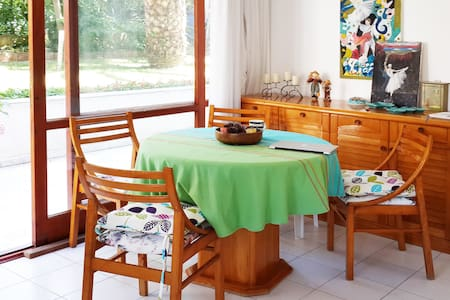 Our Cosy Garden House - Adalar - Apartament