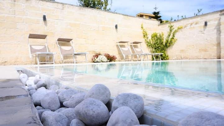 We are in Puglia! Palazzo Circolone Hotel
