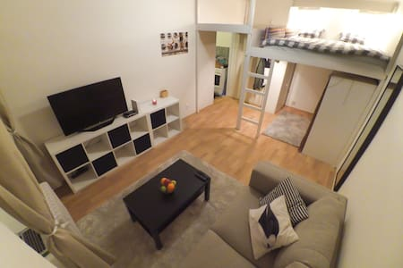 Cozy apartment near centre - Praha - Apartment