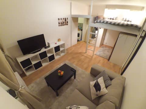 Cozy apartment near centre