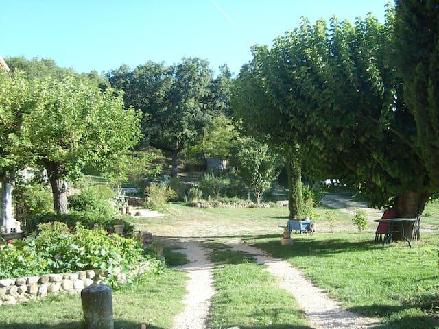 gite- Bastide la fondue en Provence