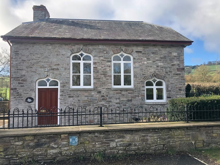Luxury Converted Chapel now fully Open!