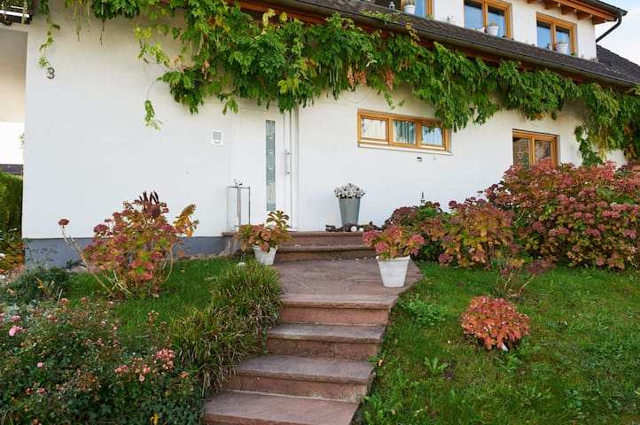 Cozy appartment with terrace - Friesenheim