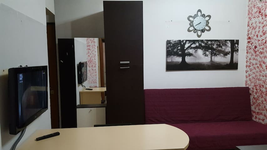 Up to 6 beds near Milan + Park + WiFi - Liscate - Apartment