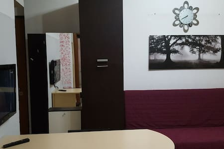 Up to 6 beds near Milan + Park + WiFi - Liscate - 公寓