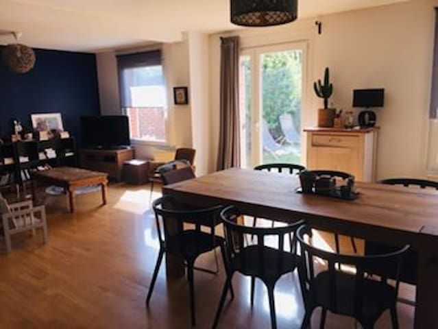 Jolie maison à 2 pas de Lille