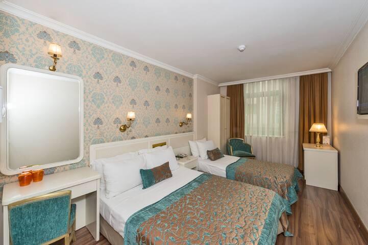 TRİPLE ROOM - Fatih - Bed & Breakfast