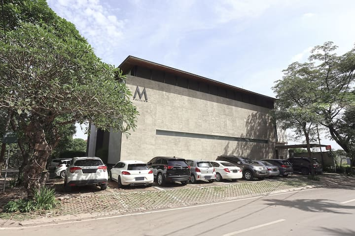 M Pavilion Lippo Karawaci Tangerang Near Serpong - Curug - Guesthouse