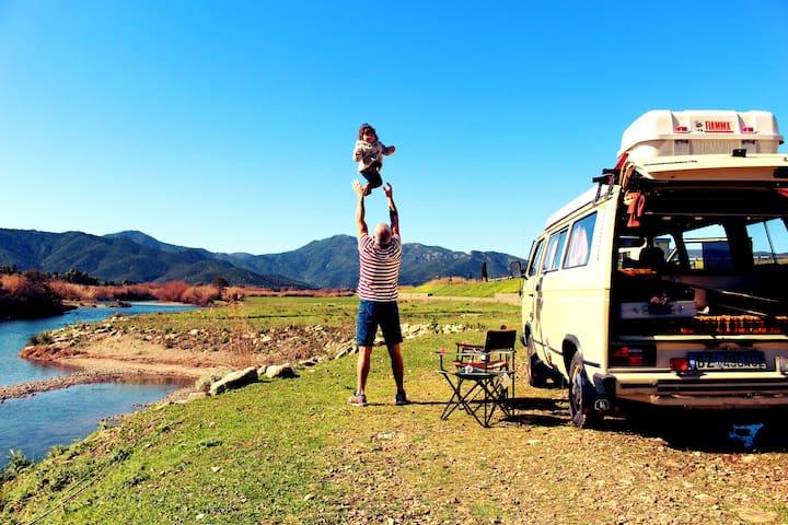 CAMPER LA CHICA . discover Sardinia - Bari Sardo - Camper/RV