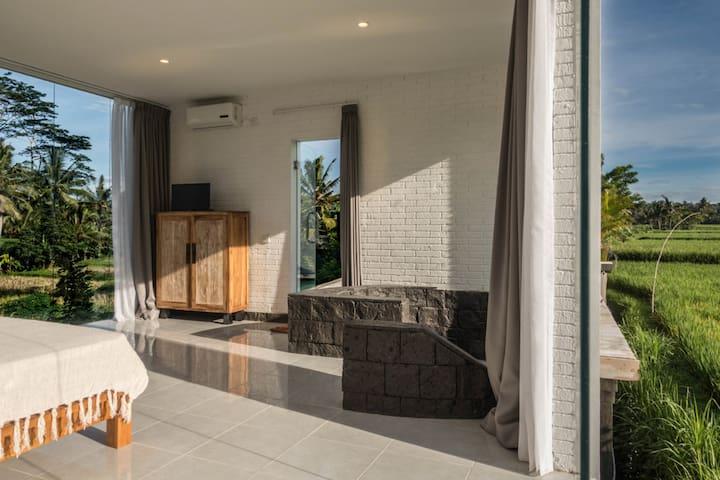 White Cubes One-Bedroom Villa C no pool