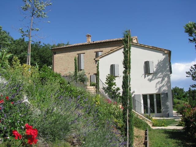 Landhuis La Giravolta - Luxe Appartement QUATTRO - Barchi - Pis