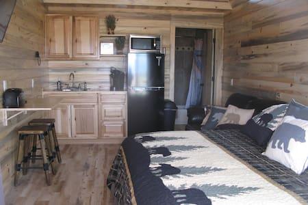 Tiny Home Cabin Near National Parks