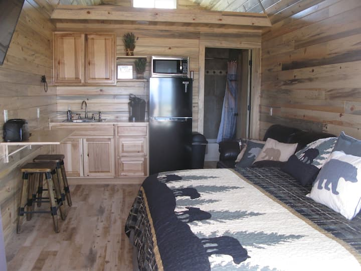Tiny Home Cabin Near National Parks