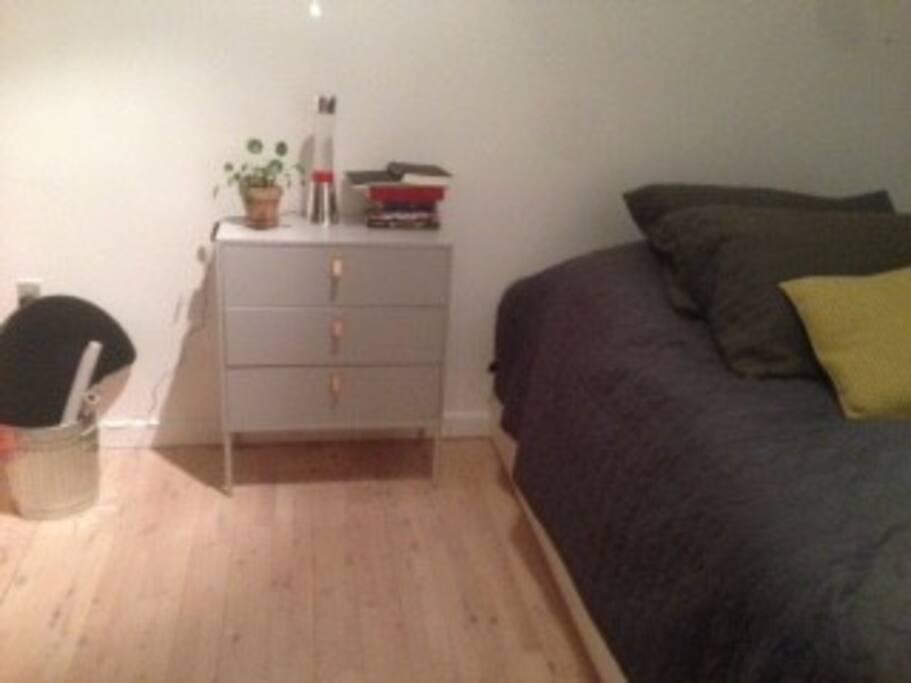 Bedroom, 2 persons
