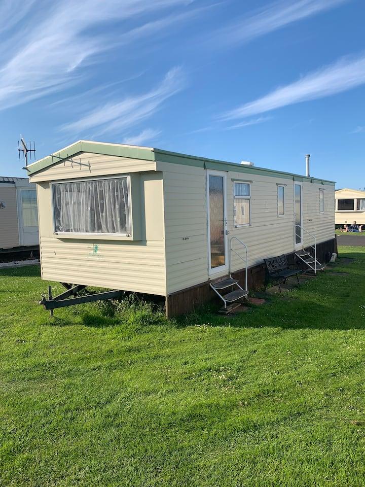 3 Bedroom fully equipped static caravan