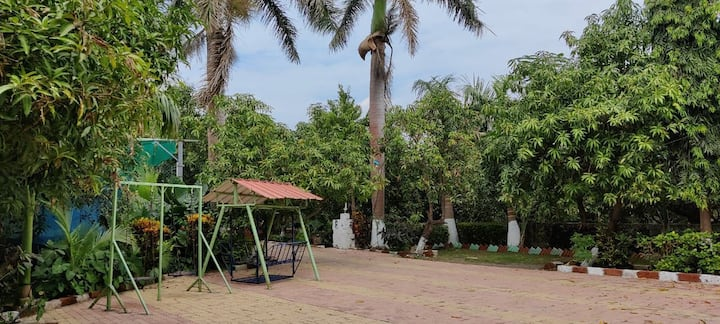 Farmhouse Gir Resort [Gir Resort][B]