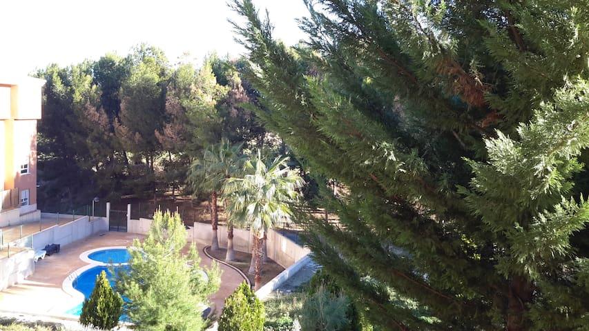 Appartement avec vue sur le golf d'Alto Real