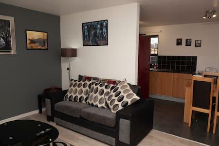 Belfast Throne Apartment