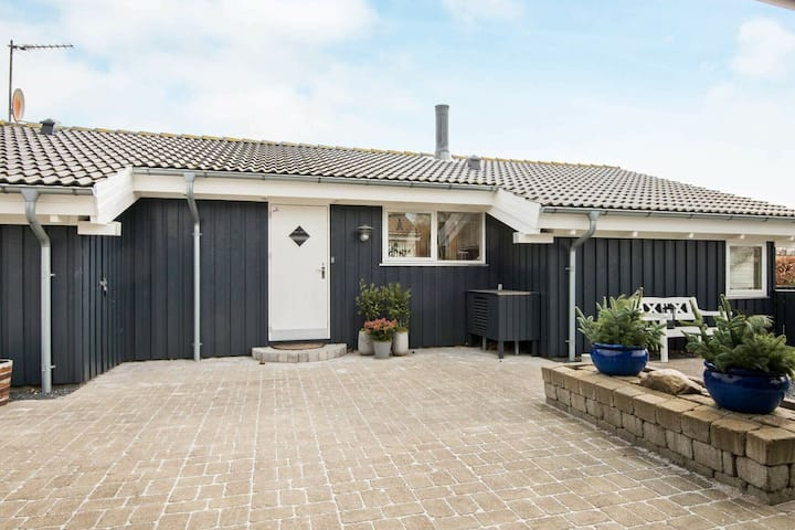 Graceful Holiday Home in Ebeltoft with Terrace