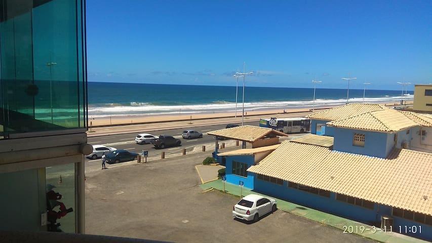 Apartamento na praia de Armação, Salvador, BA.