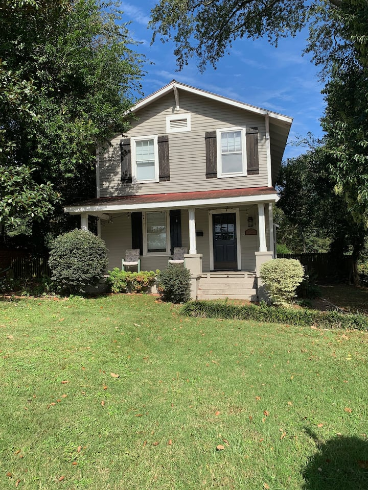 Cozy Historic Summerville Home