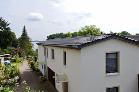"""Ferienwohnung """"Eichhornkobel"""" am Schweriner See"""