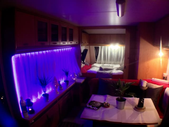 Ibiza´s only Glampingcamper with Pool & Beach near - Eivissa - Camper