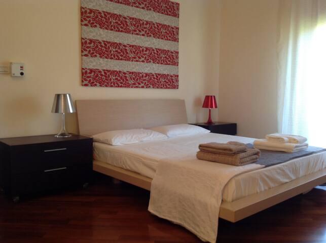 Camera doppia, bagno privato e tanta ospitalità!