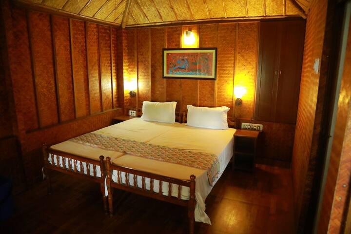 Sajeev Homestay Bamboo hut
