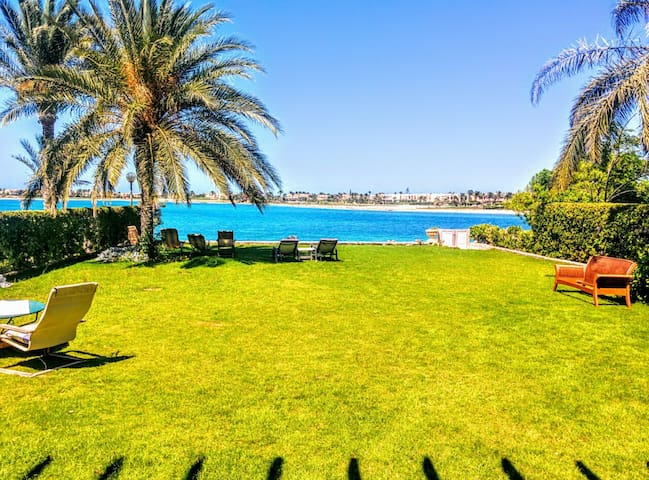 Villa directly infront of the beach - Marina El Alamein - Villa