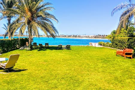 Villa directly infront of the beach - Marina El Alamein - 別荘