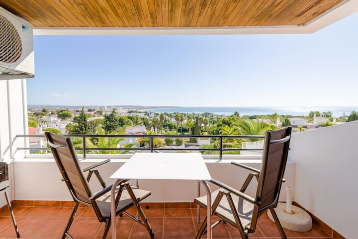 Apartment Carina mit schönen Meerblick
