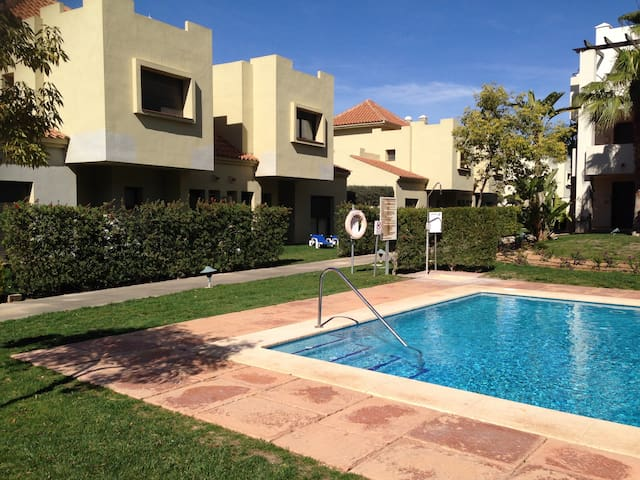 Three Bed Villa on Roda Golf & Beach Resort - San Javier - Villa