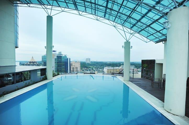 Gateway Kuching Serviced Residence - Kuching - Lejlighedskompleks