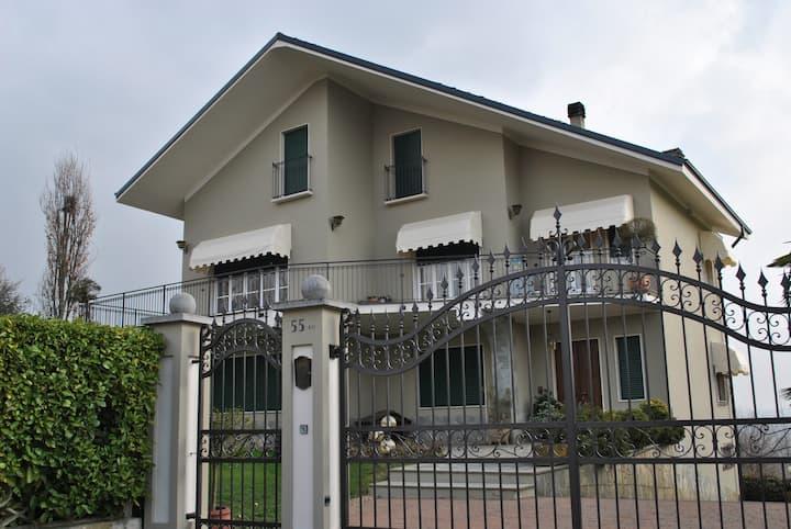 Nonna Ina's house