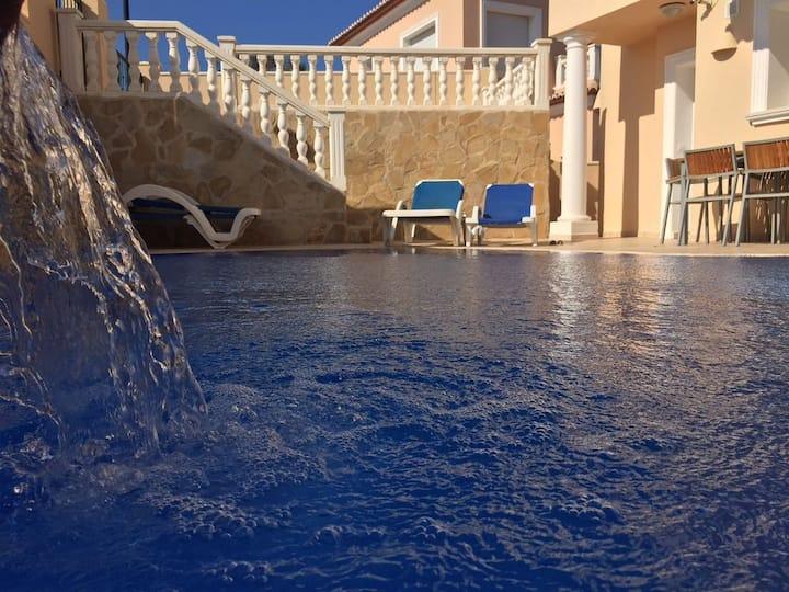 Moraira, Luxury Villa, Fab Views and Private Pool