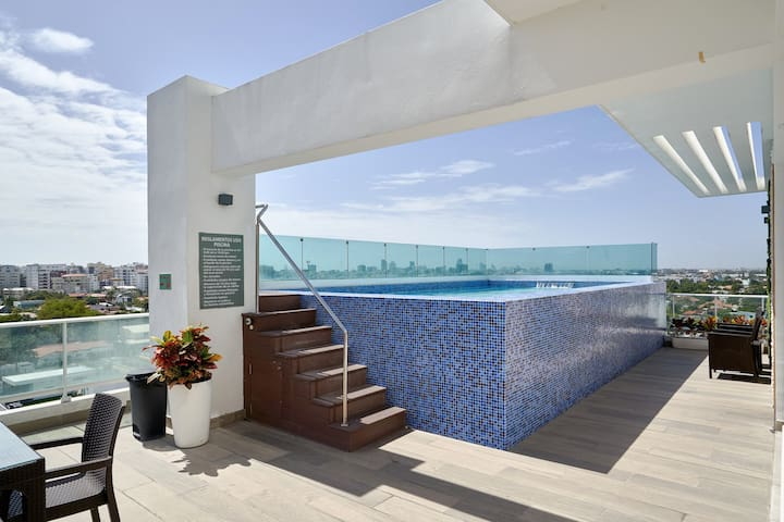 Downtown Santo Domingo | Luxury and Cozy Apartment