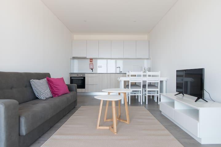 Apartamento equipado para Casal - Portal dos Vimes