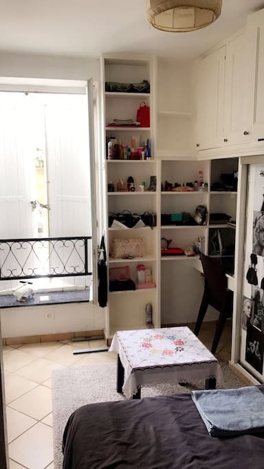 Chambre enti re proche de paris appartamenti in affitto for Chambre entiere