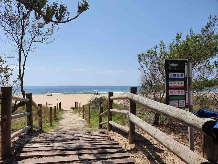 2 minutes to beach, 2 bedroom