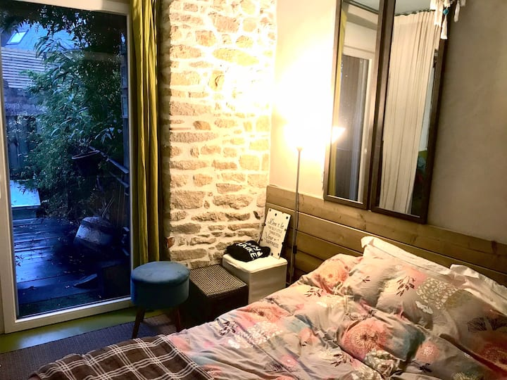 Appartement Cosy avec terrasse