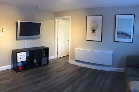 Brand New Basement Apt Close To Victoria Park!