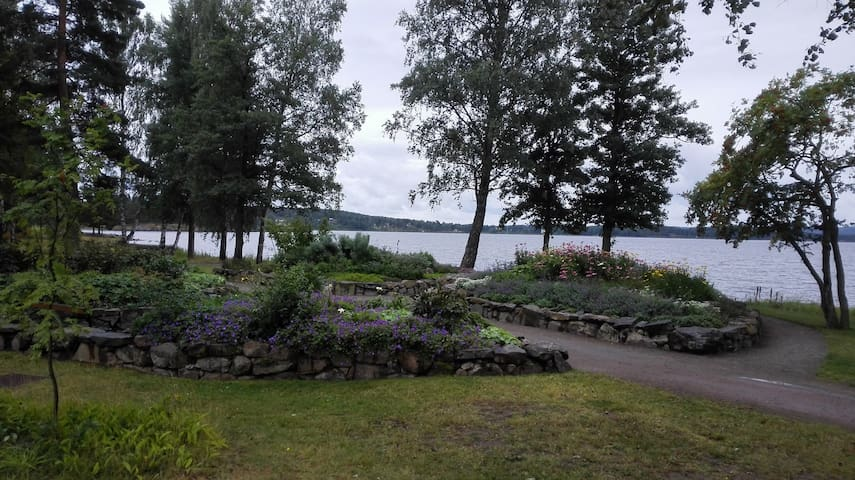 Two rooms flat in central Arvika nearby the lake - Arvika