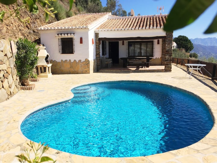 Finca Hornillo with private pool